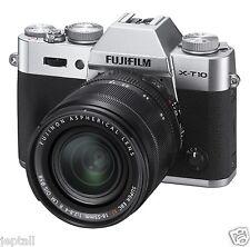 """Fujifilm X-T10 XT10 18-55mm 16.3mp 3"""" DSLR Digital Camera Brand New Jeptall"""