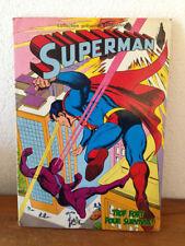 Rare exemplaire SAGEDITION  Superman   Trop fort pour survivre !