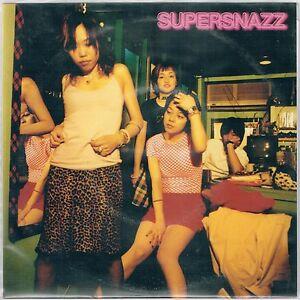 "SUPERSNAZZ 'It's Alright 7"" NEW 5678's jackie cedrics teengenerate guitar wolf"