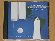 NEW York Buenos Aires Connection-The New Tango-Astor Piazzolla