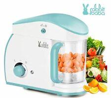 Baby Food Maker/Processor Steamer, Blender, Cooker, Defrost Touch Control NIB