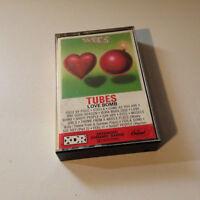 THE TUBES - Love Bomb - Cassette Tape - EX