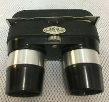 Radex 3D Binocular Scope Vintage 50s Stereo Viewer