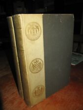 RARE FAMOUS FAMILIES OF NEW YORK M.A. HAMM 1902 2 VOLUMES GENEALOGY HISTORY