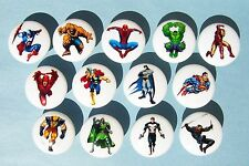 1 (ONE)   HERO BOYS DRESSER DRAWER KNOBS ASSORTED  MADE AS ORDERED