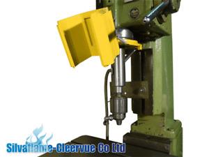 drill guard MTS/2, chuck guard, silvaflame pillar drill