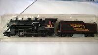 51305 Locomotora Vapor Baldwin 2-8-0 Bachmann DCC Tren Ho 1/87