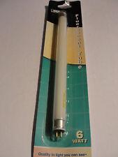 """Bpf6T5/Cw Fluorescent Light Bulb, Mini Bi-Pin ~ 6Watts ~ 9"""" Feit Light Bulbs"""