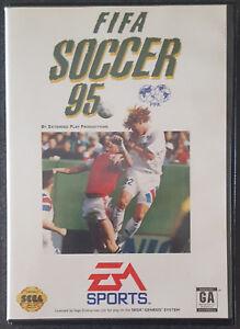 SEGA Mega Drive: FIFA Soccer '95