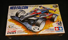 TAMIYA 18617 Mini 4WD Racer Pro 1/32 Neo Falcon MS Chassis MODEL RACE CAR NEW