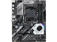 ASUS PRIME X570-P AMD Socket X570 AM4 ATX M.2 Desktop Motherboard B