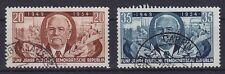 DDR Mi Nr. 443 - 444, gest., 5 Jahre DDR 1954, used