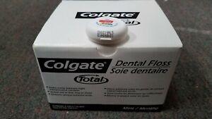 72 Count Case Colgate Total Mint Patient Sample Size Exp 01/2021 Dental Floss