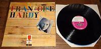 FRANCOISE HARDY ~ SAME S/T SELF EPONYMOUS ~ UK DISQUES VOGUE VRL 3000 LP 1966