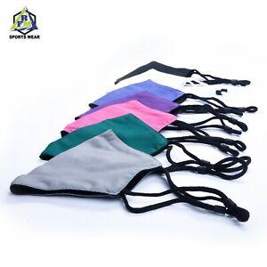 10 Pieces/Pack Unisex Face Covers Reusable Cotton Sizes Available S.M.L