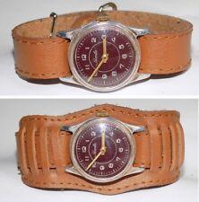 Rare montre ancienne mécanique homme ZIM-Moscou des années 1957