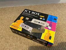 Icy Box SATA II lockable hot swap mobile enclosure - housing only