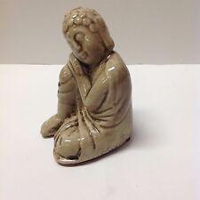 Buddha statue figurine Large Brown #H41