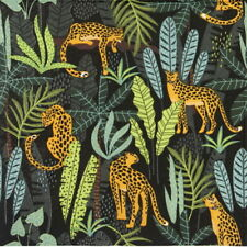 4x Paper Napkins for Decoupage Craft and Party - Leopards