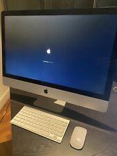 "Apple iMac 27"" Desktop (Model A1419) (Late 2013)"