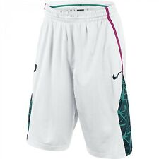 Nike Short 596285-100 White Small Mens Drifit KD Data Storm Short Jeptall
