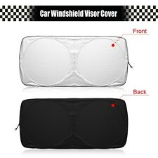 Car Auto Front Windows Protection Windshield  UV Visor Shade Sun Cover150*70cm