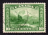 Canada 10 Cent Stamp c1928-29 Used (7742)