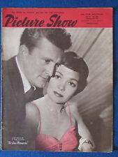 Picture Show Magazine - 3/2/1951 - Kirk Douglas & Jane Wyman Cover