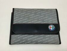 1992 Alfa Romeo Spider OEM Owners Manuals and Pouch