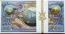 Firefly Serenity Money, Bank Robbery Set, New , 6 100's, 6 500's, Loot Crate