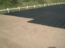 Premium 20 X 40m Horse Arena Manege Construction - EcoGrid & Geotextile Package