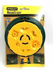 STANLEY ACCUSCAPE 6 WAY GARDEN WATER SPRINKLER 1-74-961