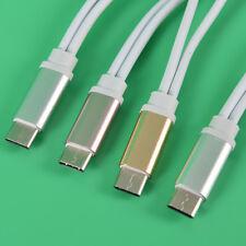 Câble adapteur convertisseur audio USB type-C à 3,5 mm Jack aux écouteurs 9H