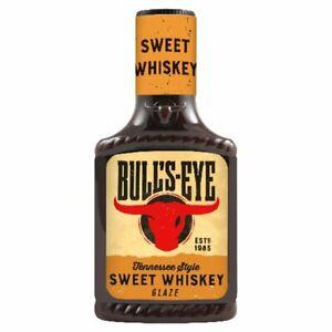 Bull's-Eye Bbq Sweet Whiskey Bbq Sauce 300Ml