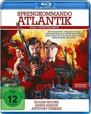 North Sea Hijack (1980) ffolkes | Roger Moore | New | Sealed | Blu-ray Region B