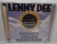 LENNY DEE-GOLDEN ORGAN MEMORIES 2 CD SET/30 SONGS