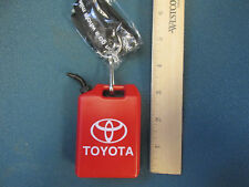 TOYOTA GAS CAN unique promotional key chain lanyard  BRAND NEW corrola yaris