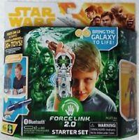 Star Wars Force Link 2.0 Starter Set Han Solo Force Link Wearable Technology NIB