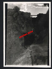 Spanien Krieg-Legion Condor-Quinto-Fuentes Ebro-Front-Bunker-Rote Stellungen-362