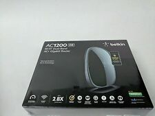 Brand New Sealed Belkin AC1200 DB Wi-Fi Dual-Band AC+ Gigabit Router