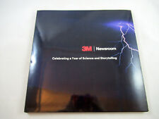 3m Newsroom: Celebrating a Year of Science and Storytelling Book Rare 2016