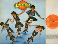 BUSTER self titled (UK Original) LP EX+/EX Pop Rock, RCA PL 25026, 1977