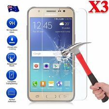 3X Tempered Glass Screen Protector for Samsung Galaxy J1 J3 J5 6 2016 Mini Prime