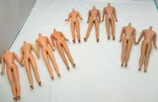 Vintage Barbie 1960's Skipper Huge Lot of Doll Body Bodies Sl & Bl Parts Repair