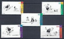 Bund 2003 - Blockeinzelmarken aus Block 63  - Vater Sohn Geschichten -Postfrisch