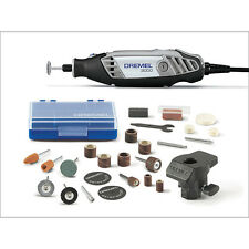 DREMEL 3000 1/26 Variable Speed Rotary Tool w/ 26 Accessories & Carry Case 130W
