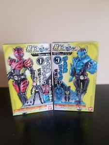 Usa Kamen Rider Zero One 01 SO-DO AI 4 Freezing Bear Action Figure Set candy toy