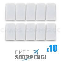 90u Rosin Filter - 2 x 4.5 - Rosin Bags-Rosin Screen-Press - 90 micron Lot of 10