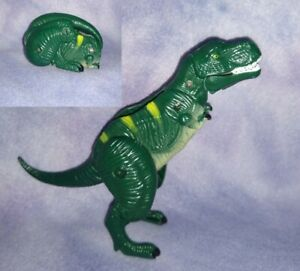 """Transforming Green Dinosaur 5"""" Action Figure Toy T-Rex (Unbranded)"""