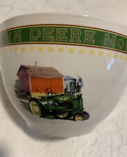gibson john deere Mixing Serving Bowl Collector Dish Discontinued
